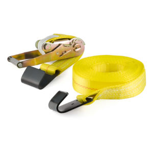 Truck and Trailer Ratchet Cargo Lashing Strap pictures & photos