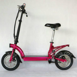 Cheap Lithium Battery Urban Folding E Scooter (ES-1202) pictures & photos
