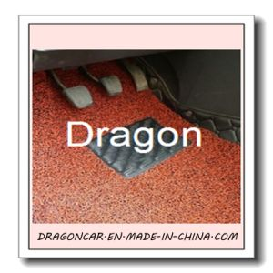 Slip Resistant PVC Coil Car Floor Mat pictures & photos