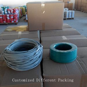 CAT6 Data Cable, Shielded Communication Cable pictures & photos