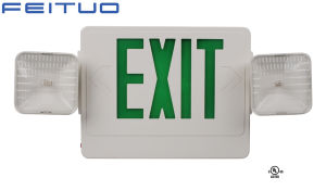 Emergnecy Lighting, Combo, Exit Sign, Emergency Light, LED Sign pictures & photos
