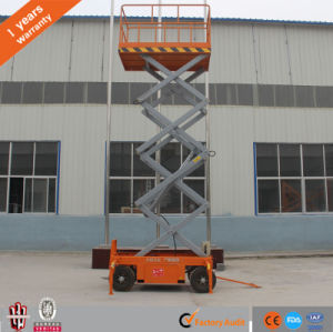 Lifting Tools Scissor Mobile Man Lift Price pictures & photos