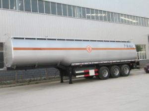 Aluminum Liquid Chemical Oil/Chemical Tanker Semi Trailer pictures & photos