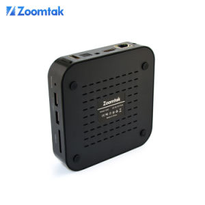 New Model Professtional Quality Zoomtak K5c Smart TV Box pictures & photos