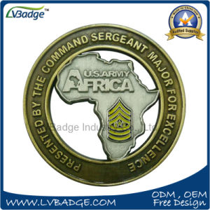 Promotion Customer Us Army Metal Coin pictures & photos
