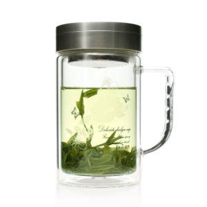 Fuguang 700b-520 Glass Tea Mug with Filter pictures & photos