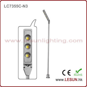 High Quality 3W Slim LED Jewelry Pole Light for Showcase LC7355c-N-3 pictures & photos