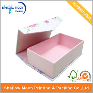 Foldable Glossy Gift Box with Magnet Closure (AZ122519) pictures & photos