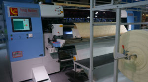 Yxn-94-3D Mattress Making Machine Quiltng Sewing Machine pictures & photos