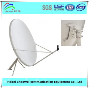 Offset Satellite Finder 90cm TV Antenna pictures & photos