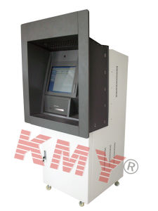 ATM Kiosk with Cash Acceptor and Card Reader Kmy8802A pictures & photos