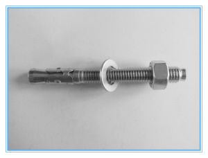 Hot DIP Galvanizing Anchor Bolts pictures & photos