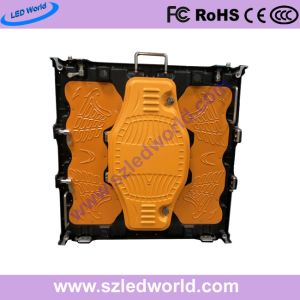 P10 RGB Outdoor Large Full Color Rental LED Digital Display Board Screen with 640X640 mm Die-Casting Cabinet pictures & photos