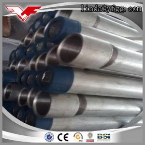 Galvanized Steel Pipe Bsp Threaded with Cap Ans Coupling pictures & photos