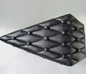 Black Leather Diamond-Shaped Perfume Box pictures & photos