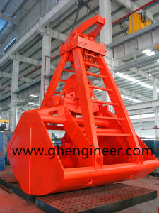 Rope Wire Grab for Assemble and Unassemble Bulk Cargo pictures & photos