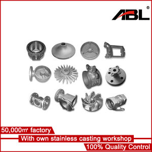 Stainless Steel Lost Wax Casting pictures & photos