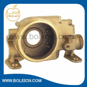 Casting Circulating Water Pump Housing Pump Part pictures & photos