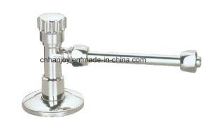 High Quality Brass Angle Valve with Connection Pipe (NV-3020) pictures & photos