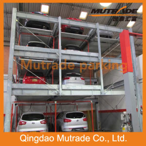 Vertical Parking System Bdp Hydraulic Auto Puzzle Parking Lift pictures & photos