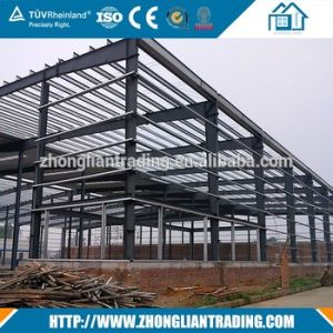 Design Manufacture Workshop Warehouse Steel Structure Building with Ce Certification pictures & photos