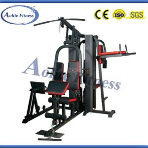 Professional Multi 5 Station Gym / Home Gym pictures & photos
