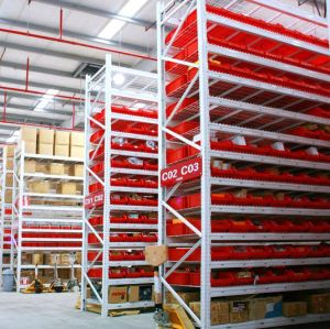Industrial Warehouse Multi-Level Longspan Racking pictures & photos