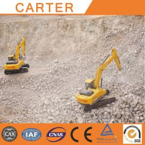 Hot Sales Carter CT220-8c (22t) Multifunction Backhoe Hydraulic Crawler Excavator pictures & photos