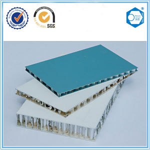 Beecore Aluminum Honeycomb Core Sandwich Panel pictures & photos