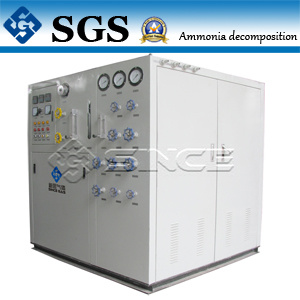 Ammonia Gas Cracking Plant for Heat Treatment H2 Generation pictures & photos