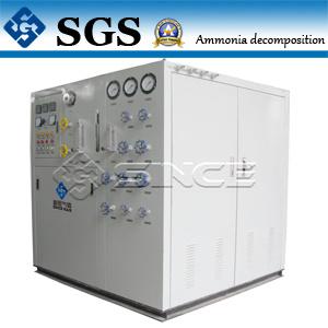 Ammonia Gas Cracking Plant for Heat Treatment H2 Generation
