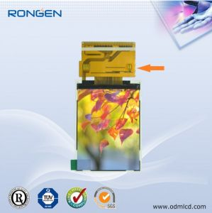 Rg028gtt-01 ODM 2.8inch TFT LCD Module Small Screen Display pictures & photos