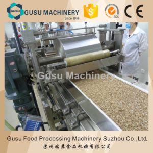 SGS Gusu Snack Food Chocolate Bars Making Machine for Sale pictures & photos