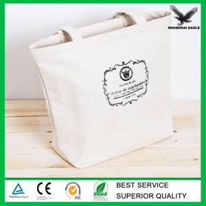 OEM Beautifully Printed Cotton Canvas Bag pictures & photos