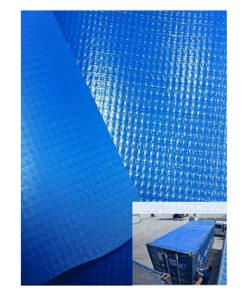 Popular Blue PVC Tarp for Truck Cover pictures & photos