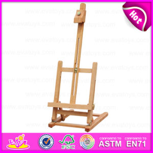 Professional Wooden Easel Stand, Hot Sell Dismantling Easel Painting Board Stand W12b072 pictures & photos
