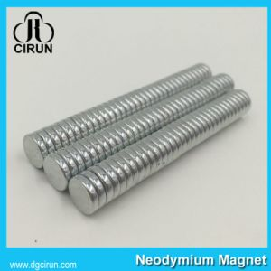 China Manufacturer Super Strong High Grade Rare Earth Sintered Permanent Electric Motors Magnets/NdFeB Magnet/Neodymium Magnet pictures & photos