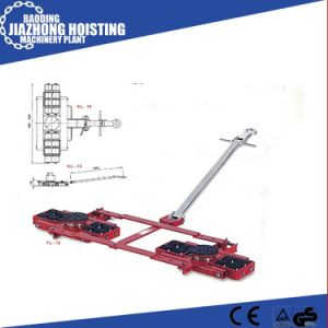 Cra-6 Roller Skid 8ton Machinery Mover Dolly pictures & photos