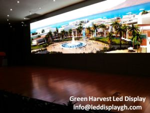 P1.6 P1.9 P2.5 HD Indoor LED Display pictures & photos