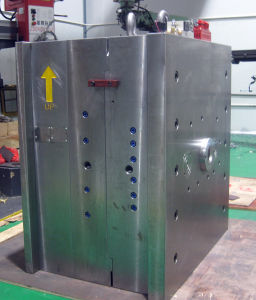 Air-Condition Plastic Upper Cover Injection Mould pictures & photos