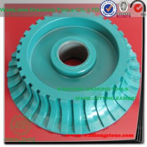 Diamond Grinding Wheel for Angle Grinder-Bullnose Diamond Grinding Wheel for Sale pictures & photos