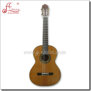 [Winzz] 39 Inch High End Vintage Classical Guitar pictures & photos
