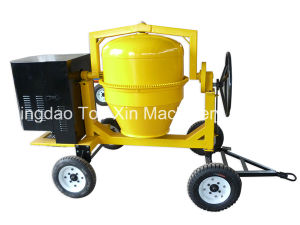 4 Wheel Design 350L Concrete Mixer pictures & photos