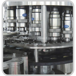 Automatic Hot Beverage Washing Filling Capping Machine for Plastic Bottle pictures & photos
