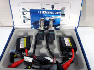 DC 35W H4hl Car Xenon HID Kit pictures & photos