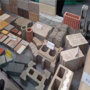 Automatic Concrete Making Brick Machine pictures & photos