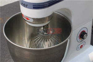 7L Horizontal Small Powered Electric Milk Shake Food Stand Mixer Machine (ZMX-7) pictures & photos
