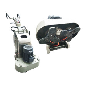 Double Heads Concrete Grinding Machine 6 Heads Floor Polishing Machine pictures & photos