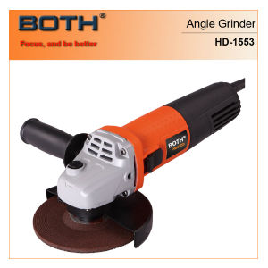 100/115mm Electric Angle Grinder (HD1553) pictures & photos