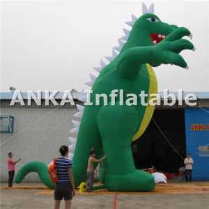 Advertising Inflatable Dinosaur Cartoon with Factory Price Cheap pictures & photos